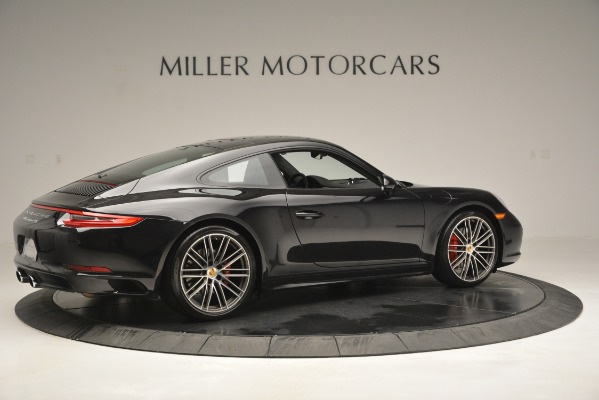Used 2017 Porsche 911 Carrera 4S for sale Sold at Pagani of Greenwich in Greenwich CT 06830 8
