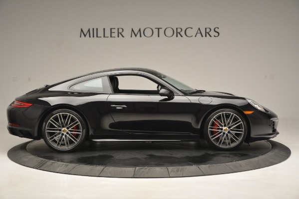 Used 2017 Porsche 911 Carrera 4S for sale Sold at Pagani of Greenwich in Greenwich CT 06830 9