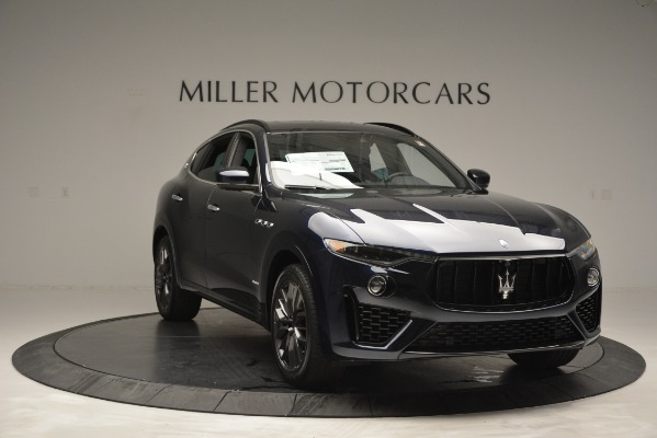 New 2019 Maserati Levante Q4 GranSport for sale Sold at Pagani of Greenwich in Greenwich CT 06830 16