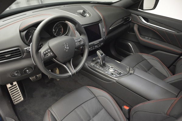 New 2019 Maserati Levante Q4 GranSport for sale Sold at Pagani of Greenwich in Greenwich CT 06830 19