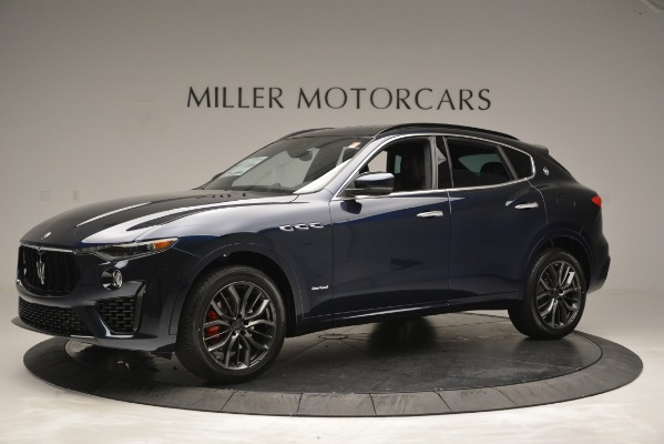 New 2019 Maserati Levante Q4 GranSport for sale Sold at Pagani of Greenwich in Greenwich CT 06830 2