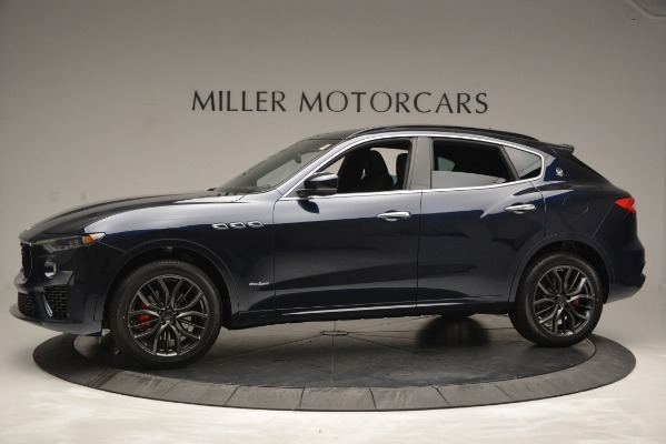 New 2019 Maserati Levante Q4 GranSport for sale Sold at Pagani of Greenwich in Greenwich CT 06830 3