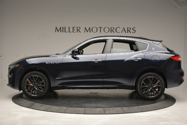 New 2019 Maserati Levante Q4 GranSport for sale Sold at Pagani of Greenwich in Greenwich CT 06830 4