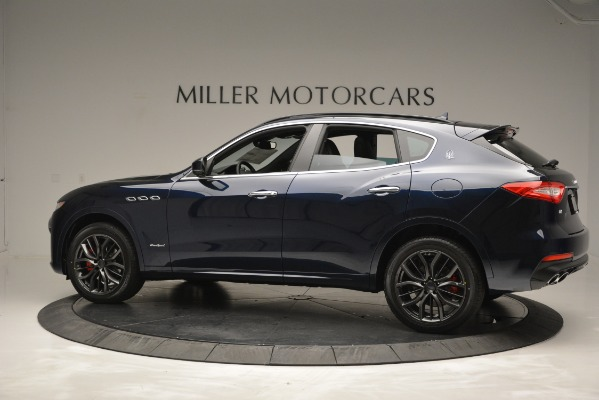 New 2019 Maserati Levante Q4 GranSport for sale Sold at Pagani of Greenwich in Greenwich CT 06830 6