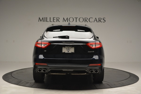 New 2019 Maserati Levante Q4 GranSport for sale Sold at Pagani of Greenwich in Greenwich CT 06830 9