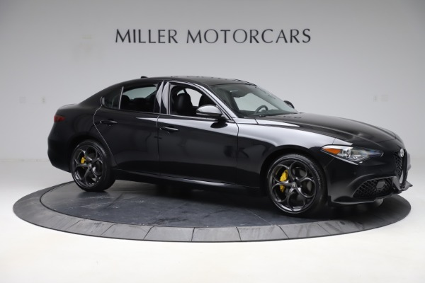 Used 2019 Alfa Romeo Giulia Sport Q4 for sale Sold at Pagani of Greenwich in Greenwich CT 06830 10