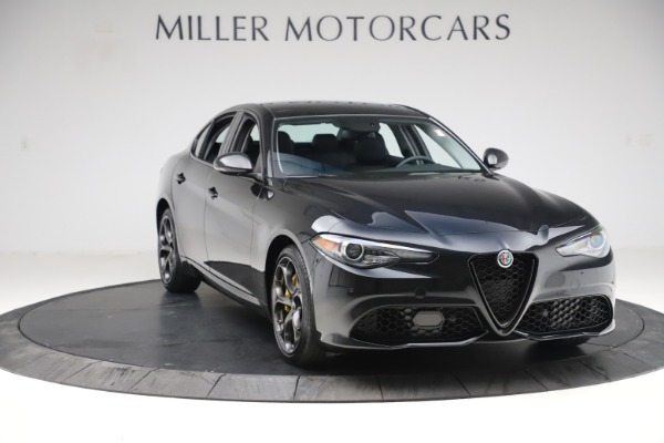 Used 2019 Alfa Romeo Giulia Sport Q4 for sale Sold at Pagani of Greenwich in Greenwich CT 06830 11