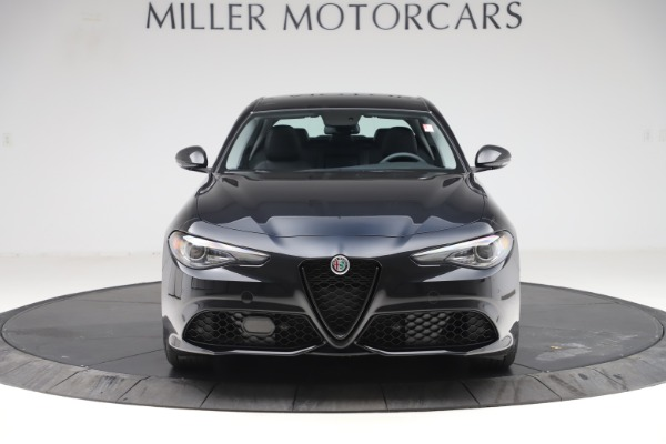 Used 2019 Alfa Romeo Giulia Sport Q4 for sale Sold at Pagani of Greenwich in Greenwich CT 06830 12