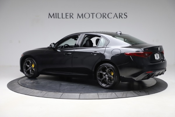 Used 2019 Alfa Romeo Giulia Sport Q4 for sale Sold at Pagani of Greenwich in Greenwich CT 06830 4