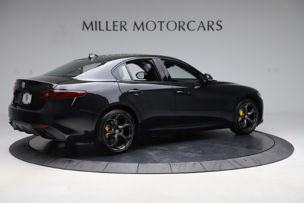 Used 2019 Alfa Romeo Giulia Sport Q4 for sale Sold at Pagani of Greenwich in Greenwich CT 06830 8