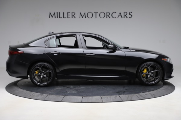 Used 2019 Alfa Romeo Giulia Sport Q4 for sale Sold at Pagani of Greenwich in Greenwich CT 06830 9