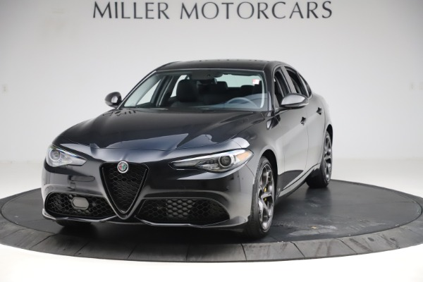 Used 2019 Alfa Romeo Giulia Sport Q4 for sale Sold at Pagani of Greenwich in Greenwich CT 06830 1
