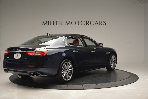 New 2019 Maserati Quattroporte S Q4 GranLusso Edizione Nobile for sale Sold at Pagani of Greenwich in Greenwich CT 06830 12