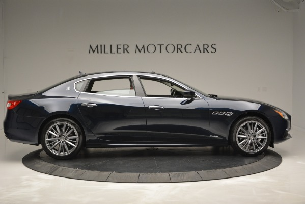 New 2019 Maserati Quattroporte S Q4 GranLusso Edizione Nobile for sale Sold at Pagani of Greenwich in Greenwich CT 06830 14