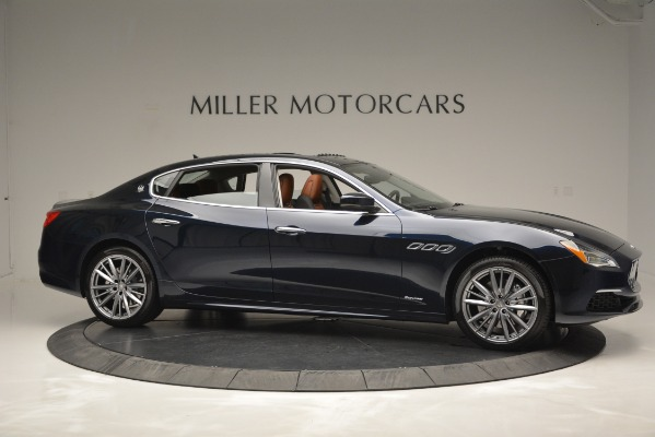New 2019 Maserati Quattroporte S Q4 GranLusso Edizione Nobile for sale Sold at Pagani of Greenwich in Greenwich CT 06830 15