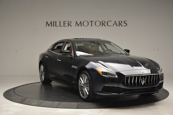 New 2019 Maserati Quattroporte S Q4 GranLusso Edizione Nobile for sale Sold at Pagani of Greenwich in Greenwich CT 06830 17