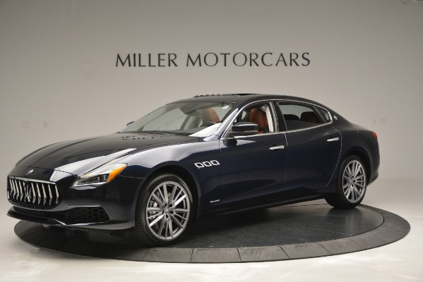 New 2019 Maserati Quattroporte S Q4 GranLusso Edizione Nobile for sale Sold at Pagani of Greenwich in Greenwich CT 06830 2