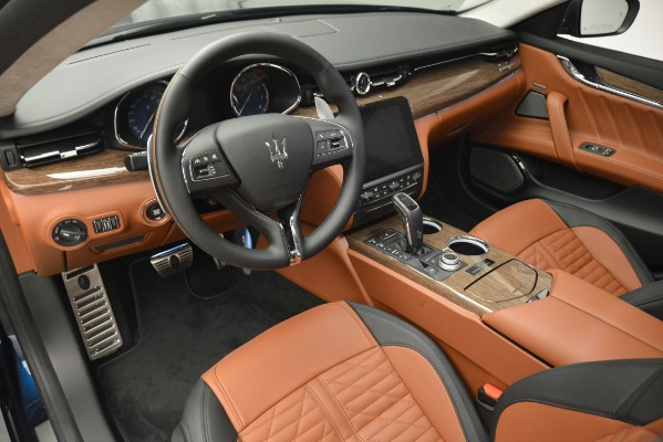 New 2019 Maserati Quattroporte S Q4 GranLusso Edizione Nobile for sale Sold at Pagani of Greenwich in Greenwich CT 06830 20