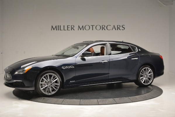 New 2019 Maserati Quattroporte S Q4 GranLusso Edizione Nobile for sale Sold at Pagani of Greenwich in Greenwich CT 06830 3