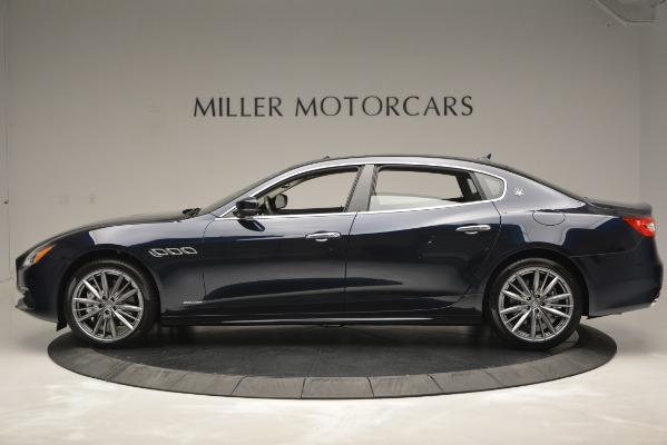New 2019 Maserati Quattroporte S Q4 GranLusso Edizione Nobile for sale Sold at Pagani of Greenwich in Greenwich CT 06830 5