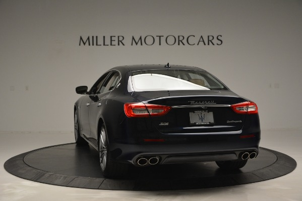 New 2019 Maserati Quattroporte S Q4 GranLusso Edizione Nobile for sale Sold at Pagani of Greenwich in Greenwich CT 06830 9