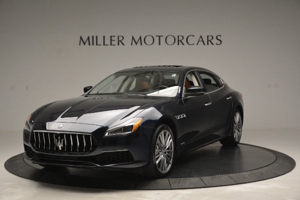 New 2019 Maserati Quattroporte S Q4 GranLusso Edizione Nobile for sale Sold at Pagani of Greenwich in Greenwich CT 06830 1