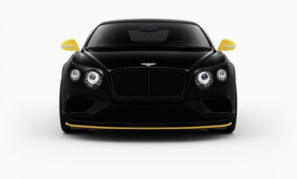 New 2017 Bentley Continental GT Speed Black Edition for sale Sold at Pagani of Greenwich in Greenwich CT 06830 2