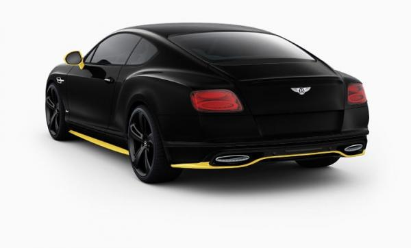 New 2017 Bentley Continental GT Speed Black Edition for sale Sold at Pagani of Greenwich in Greenwich CT 06830 4