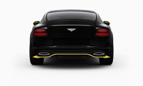 New 2017 Bentley Continental GT Speed Black Edition for sale Sold at Pagani of Greenwich in Greenwich CT 06830 5