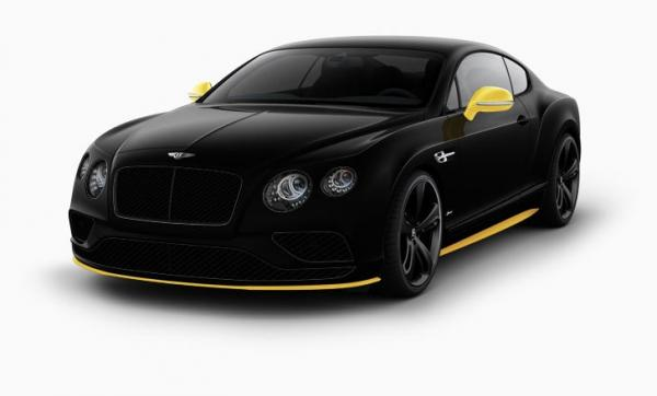 New 2017 Bentley Continental GT Speed Black Edition for sale Sold at Pagani of Greenwich in Greenwich CT 06830 1