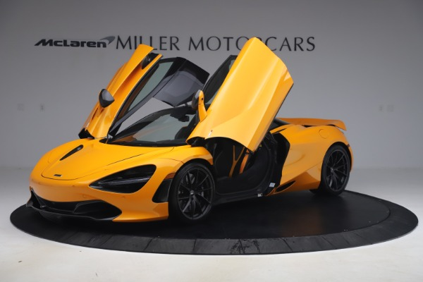 Used 2019 McLaren 720S Performance for sale $245,900 at Pagani of Greenwich in Greenwich CT 06830 10