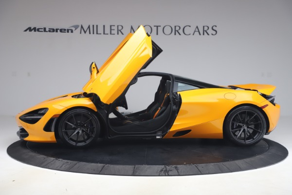 Used 2019 McLaren 720S Performance for sale $245,900 at Pagani of Greenwich in Greenwich CT 06830 11