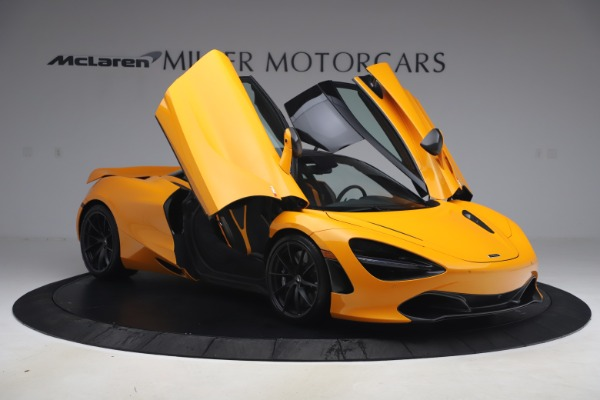 Used 2019 McLaren 720S Performance for sale $245,900 at Pagani of Greenwich in Greenwich CT 06830 16
