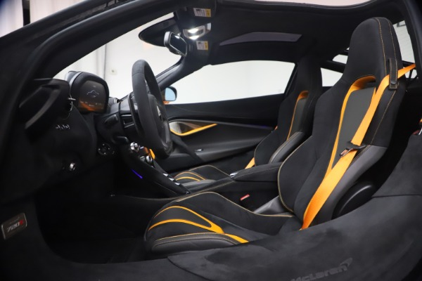 New 2019 McLaren 720S Coupe for sale Sold at Pagani of Greenwich in Greenwich CT 06830 18