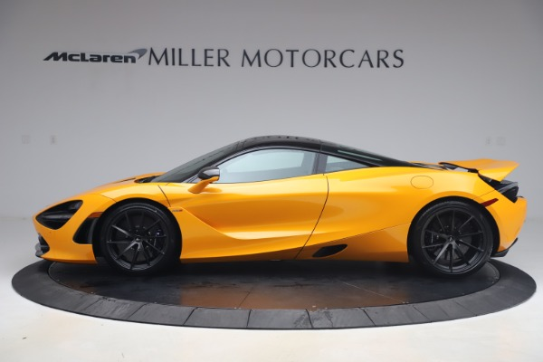 New 2019 McLaren 720S Coupe for sale Sold at Pagani of Greenwich in Greenwich CT 06830 2