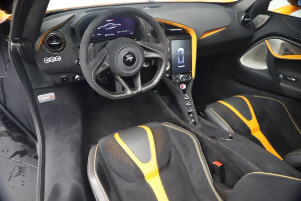Used 2019 McLaren 720S Performance for sale $245,900 at Pagani of Greenwich in Greenwich CT 06830 21