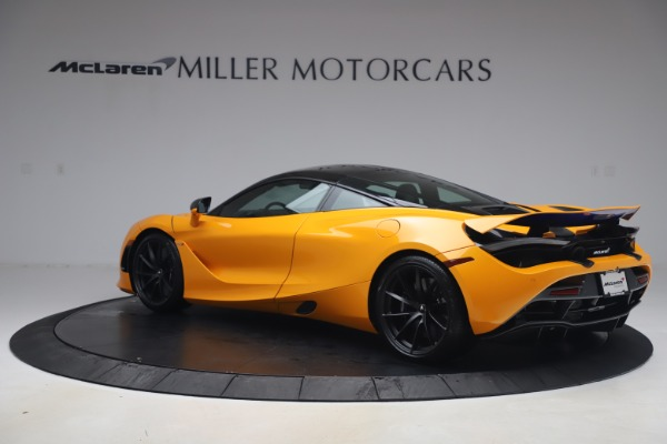 New 2019 McLaren 720S Coupe for sale Sold at Pagani of Greenwich in Greenwich CT 06830 3