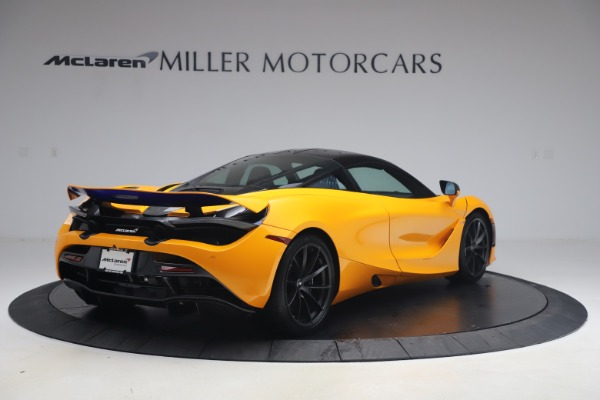 Used 2019 McLaren 720S Performance for sale $245,900 at Pagani of Greenwich in Greenwich CT 06830 5