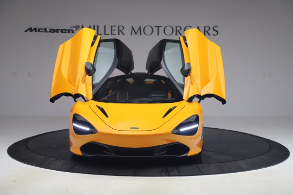 Used 2019 McLaren 720S Performance for sale $245,900 at Pagani of Greenwich in Greenwich CT 06830 9