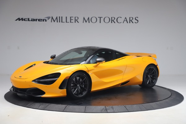 New 2019 McLaren 720S Coupe for sale Sold at Pagani of Greenwich in Greenwich CT 06830 1