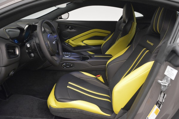 Used 2019 Aston Martin Vantage Coupe for sale Sold at Pagani of Greenwich in Greenwich CT 06830 13