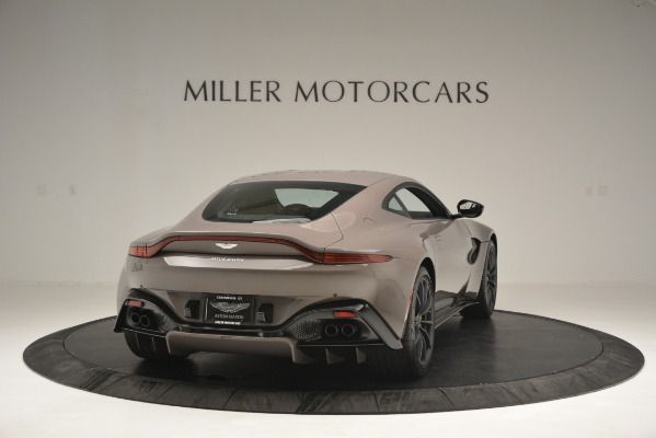 Used 2019 Aston Martin Vantage Coupe for sale Sold at Pagani of Greenwich in Greenwich CT 06830 3