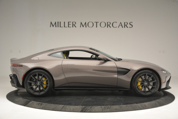 Used 2019 Aston Martin Vantage Coupe for sale Sold at Pagani of Greenwich in Greenwich CT 06830 9