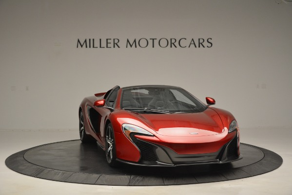 Used 2015 McLaren 650S Spider for sale Sold at Pagani of Greenwich in Greenwich CT 06830 11