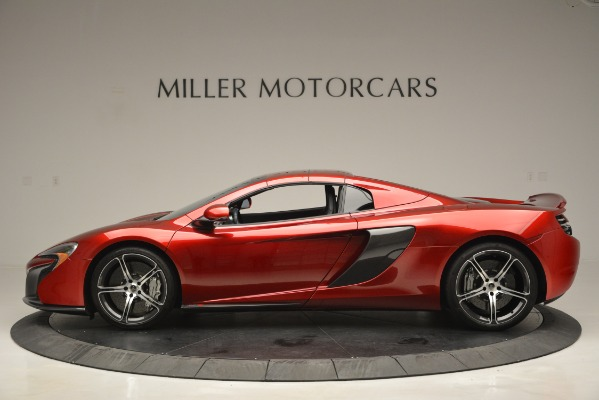Used 2015 McLaren 650S Spider for sale Sold at Pagani of Greenwich in Greenwich CT 06830 15