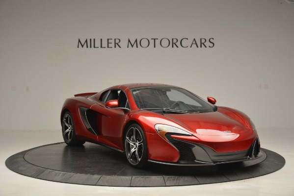 Used 2015 McLaren 650S Spider for sale Sold at Pagani of Greenwich in Greenwich CT 06830 20