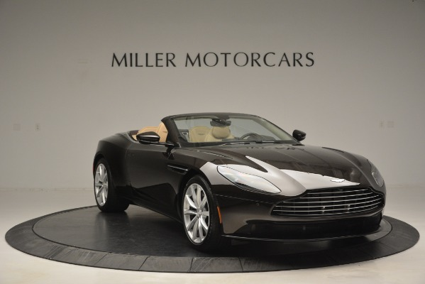 New 2019 Aston Martin DB11 V8 for sale Sold at Pagani of Greenwich in Greenwich CT 06830 11