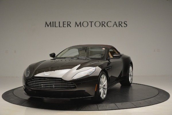 New 2019 Aston Martin DB11 V8 for sale Sold at Pagani of Greenwich in Greenwich CT 06830 13