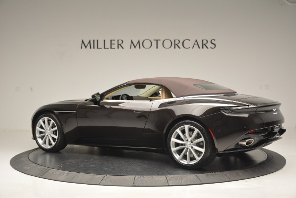 New 2019 Aston Martin DB11 V8 for sale Sold at Pagani of Greenwich in Greenwich CT 06830 16