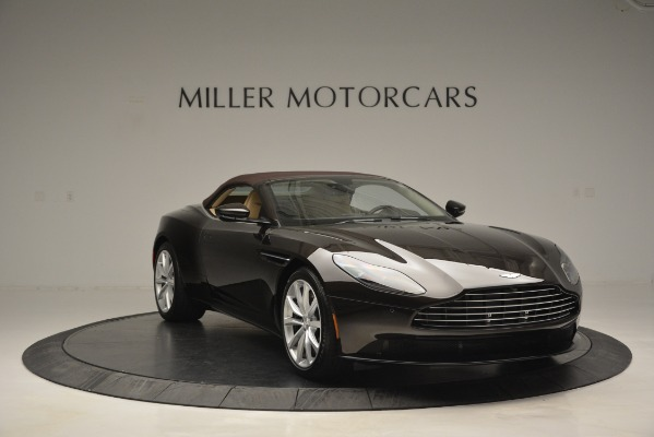 New 2019 Aston Martin DB11 V8 for sale Sold at Pagani of Greenwich in Greenwich CT 06830 23